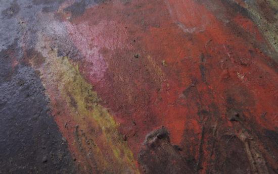 Schadensbild 10a_Detailfoto_Zustand vor der Reinigung