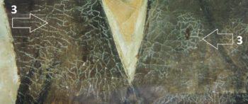 Schadensbild 5b_Herrenportrait, 20. Jahrhundert