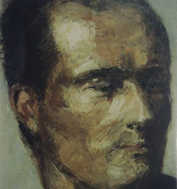 Scahdensbild 5c_Herrenportrait, 20. Jahrhundert